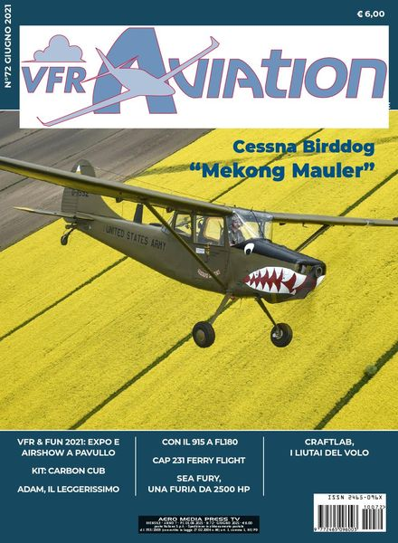 VFR Aviation – Giugno 2021