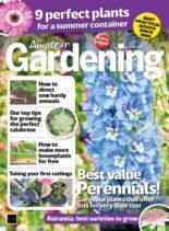 Amateur Gardening – 05 June 2021