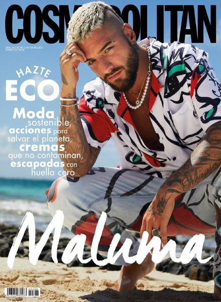 Cosmopolitan Espana – junio 2021