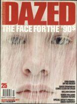Dazed Magazine – Issue 25
