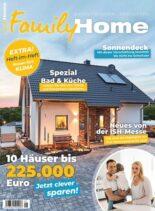 Family Home – Juli 2021