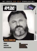FAZE Magazin – Juni 2021