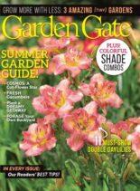 Garden Gate – July 2021