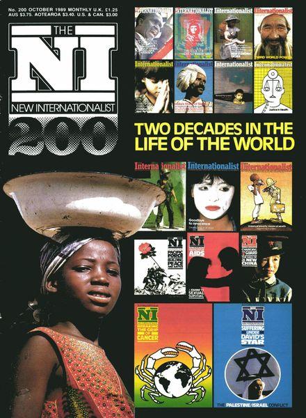 New Internationalist – October 1989