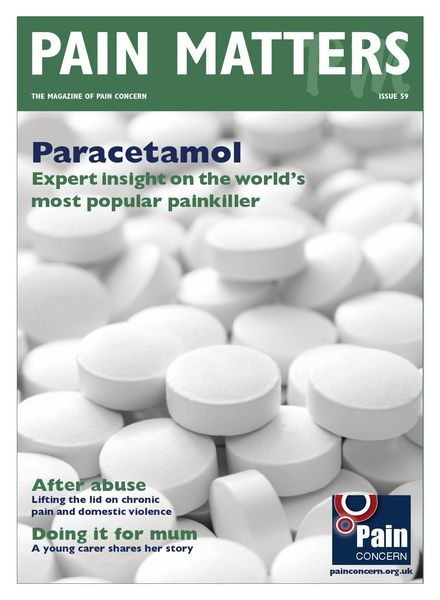 Pain Matters – Issue 59 – 1 August 2014