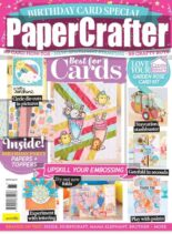 PaperCrafter – Issue 161 – July 2021