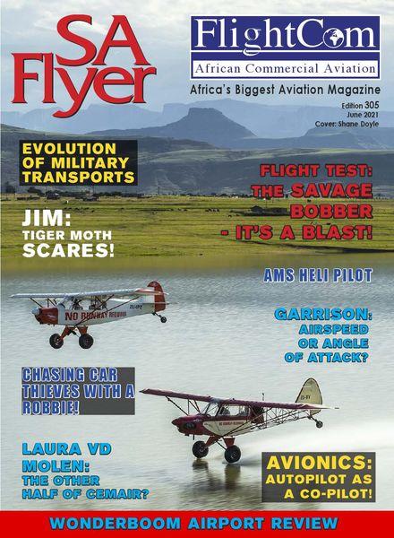 SA Flyer – June 2021
