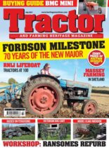 Tractor & Farming Heritage – July 2021