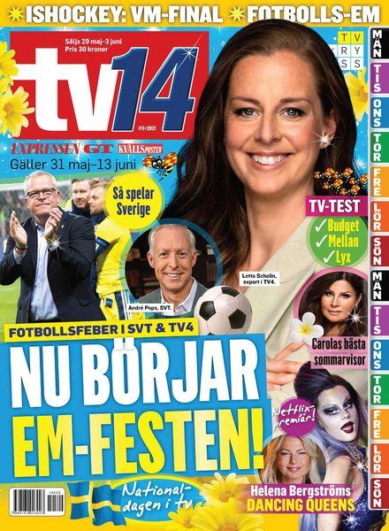 TV14 – 29 maj 2021