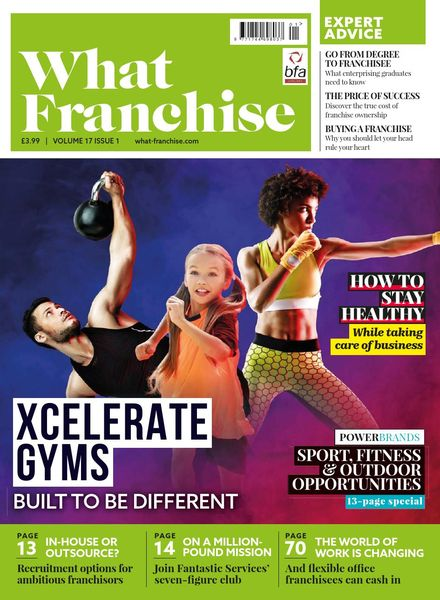 What Franchise – Volume 17 Issue 1 – June 2021