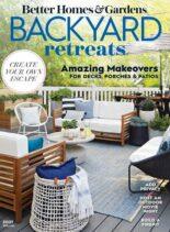 BH&G Backyard Retreats – April 2021