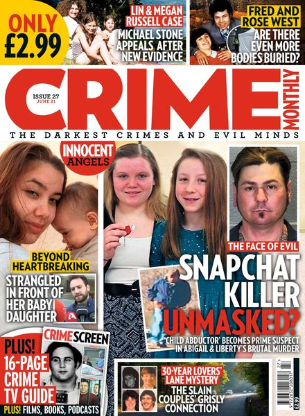 Crime Monthly – June 2021