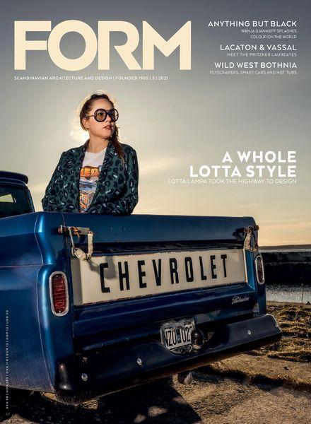 FORM Magazine – June 2021