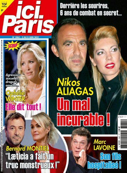 Ici Paris – 08 juin 2021
