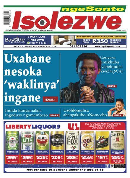 Isolezwe nGesonto Sunday – June 2021