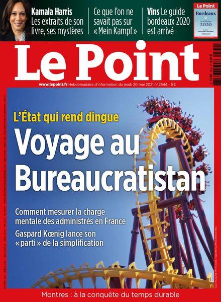 Le Point – 20 mai 2021