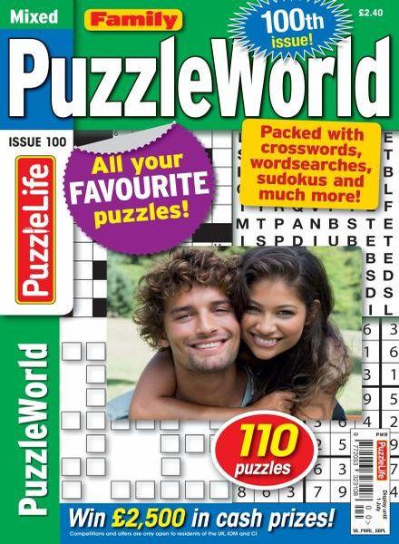 Puzzle World – 03 June 2021