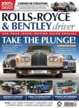 Rolls-Royce & Bentley Driver – July 2021