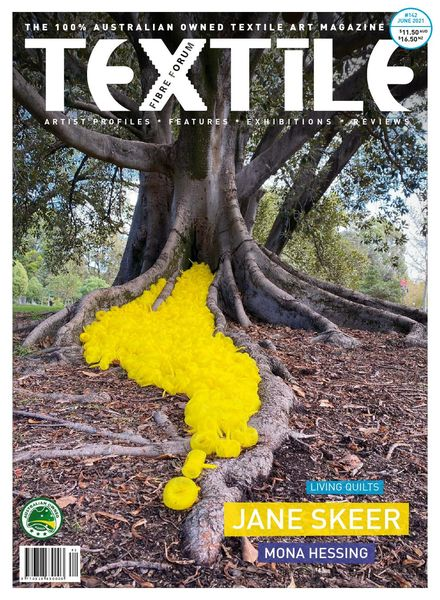 Textile Fibre Forum – Issue 142 – June 2021