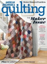 American Patchwork & Quilting – August 2021