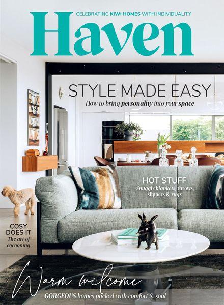 Haven – June 2021