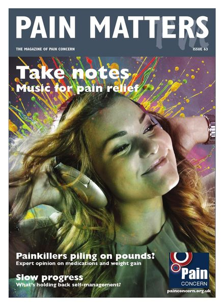 Pain Matters – Issue 63 – 28 August 2015