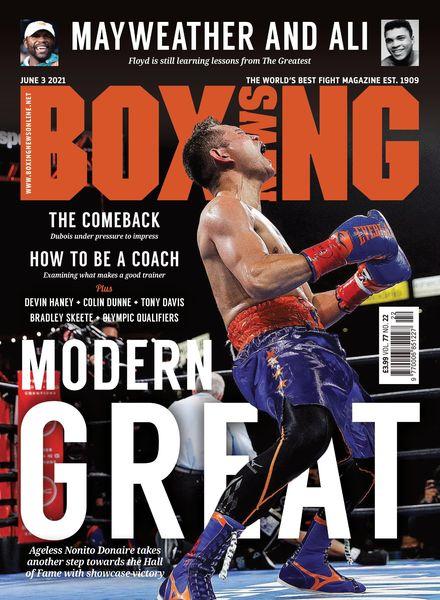 Boxing News – 03 June 2021