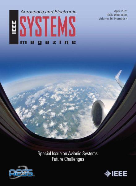 IEEE Aerospace & Electronics Systems Magazine – April 2021