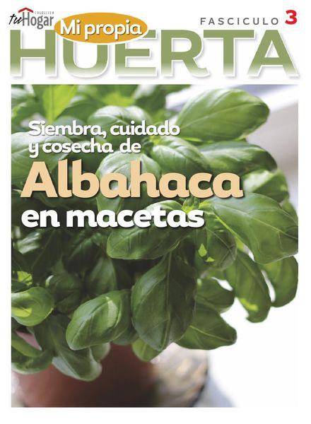 La Huerta en Casa – mayo 2021