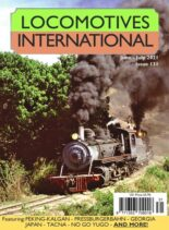 Locomotives International – Issue 131 – June-July 2021