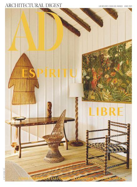 AD Architectural Digest Espana – junio 2021
