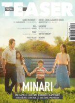 Cinema Teaser – Juin 2021