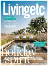 Living Etc UK – July 2021