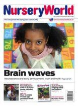 Nursery World – 20 October – 2 November 2014