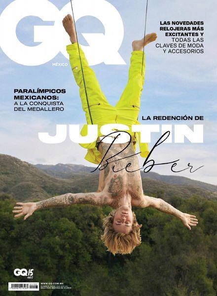 GQ Mexico – junio 2021