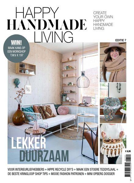 Happy Handmade Living – maart 2021