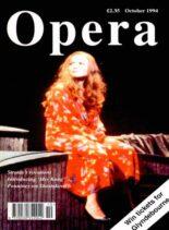 Opera – October 1994