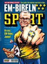 Sportbiblar – 01 juni 2021