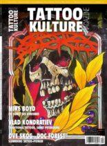 Tattoo Kulture Magazine – Juni 2021