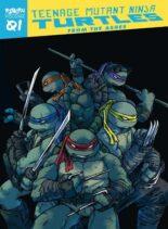 Teenage Mutant Ninja Turtles Reborn – September 2020