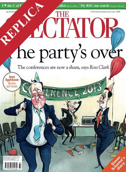 The Spectator – 14 September 2013