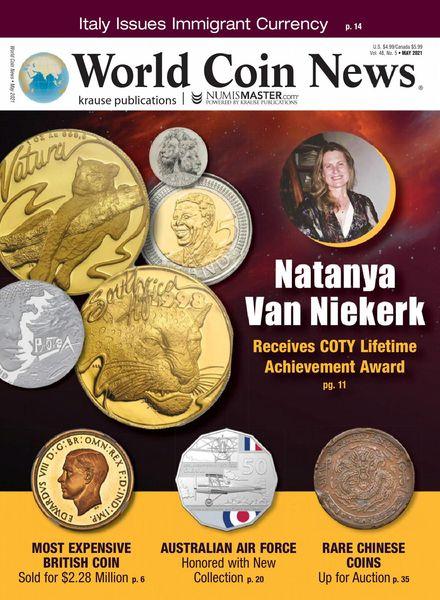 World Coin News – May 2021