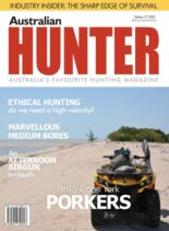 Australian Hunter – April 2021