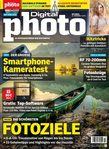 Digital Photo Magazin – Juli 2021