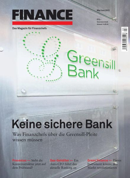 Finance – Mai-Juni 2021