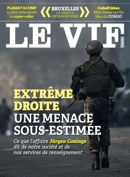 Le Vif L'Express – 3 Juin 2021