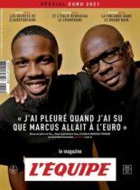 L'Equipe Magazine – 5 Juin 2021