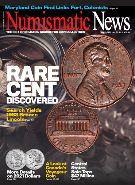 Numismatic News – May 2021