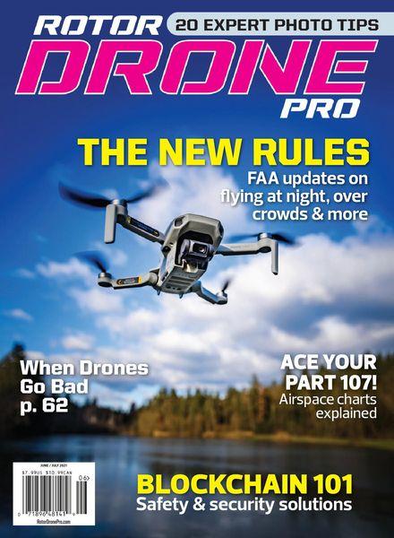 RotorDrone Pro – June 2021