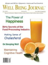 Well Being Journal – March-April 2011